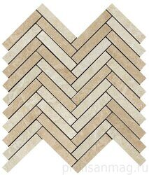 Мозаика Force Light Herringbone Mosaic 298x293х85 мм
