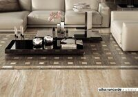 Бордюр SUPERNOVA MARBLE Elegant Honey Listello Lap 73х590х10 мм