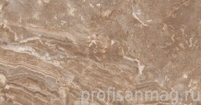 Керамогранит Premium Marble Light Brown K-954/LR/300x600x10 мм