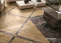 Мозаика SUPERNOVA ONYX Royal Gold Mosaic Lap 450x450х10 мм