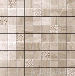 Мозаика Suprema Walnut Mosaic 300x300х8,5 мм