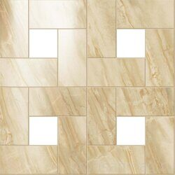 Мозаика SUPERNOVA MARBLE Elegant Honey Mosaic Lap 450x450*10 мм